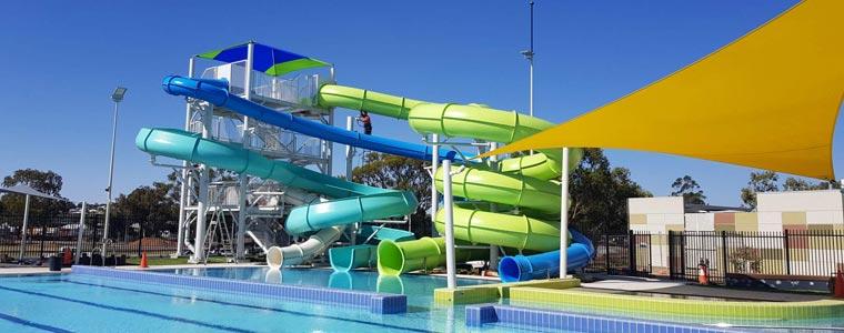 Northam Aquatic Centre design