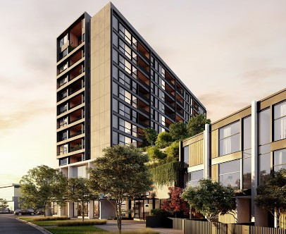 cumulus apartments  hornsby street dandenong