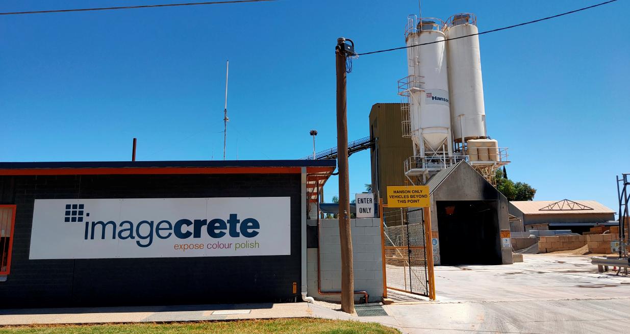 Concrete Plant, Geelong, VIC