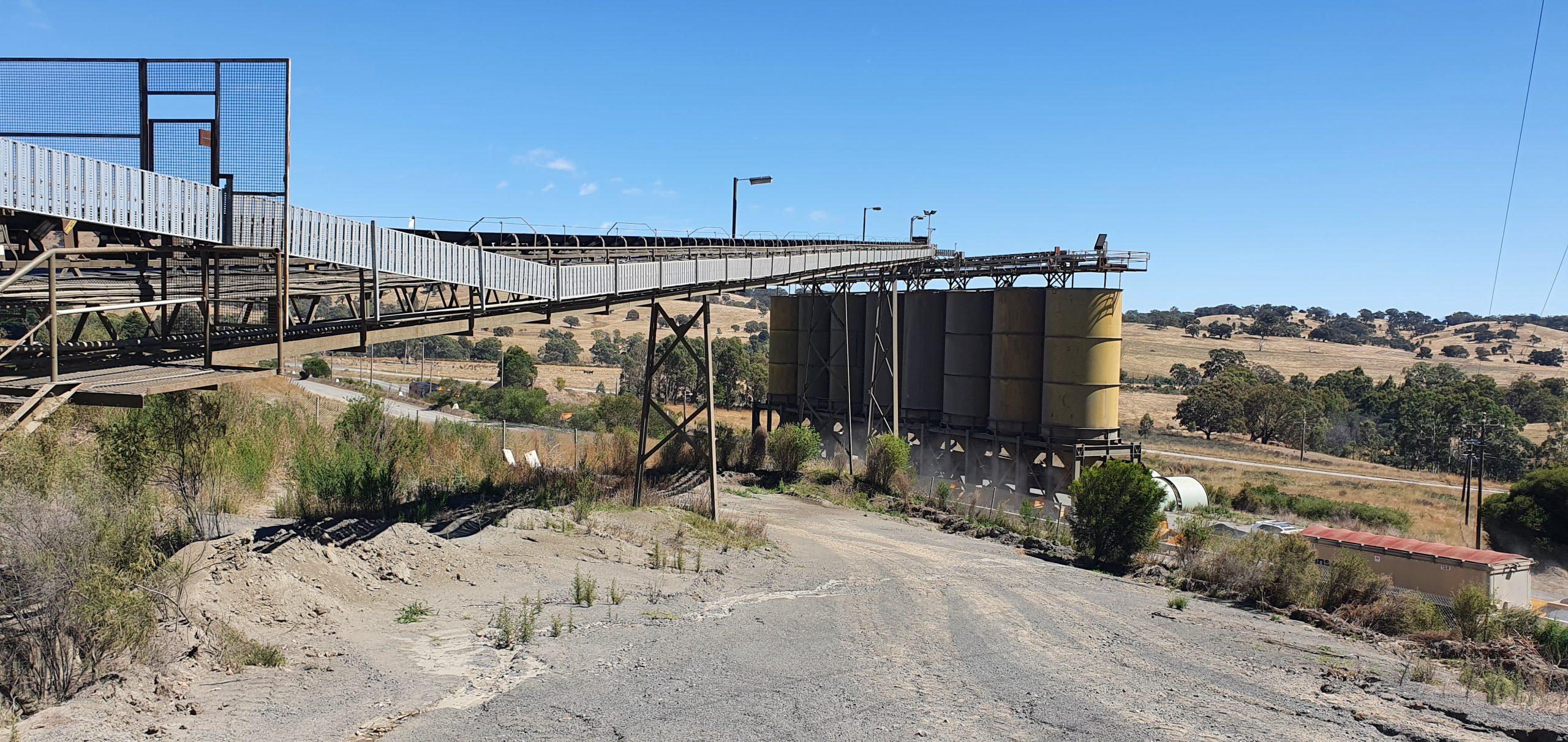 Mining / Quarry, Kilmore East, VIC