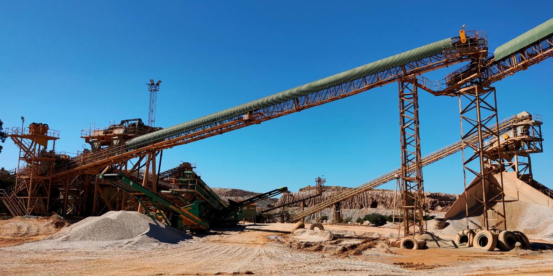 Mining , Bacchus Marsh, VIC